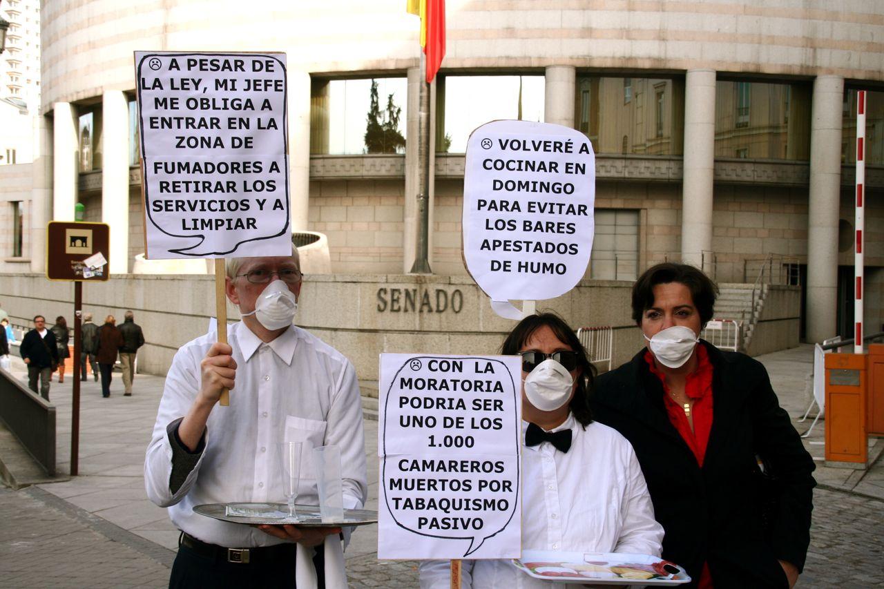 2010 Flash Mob Senado, Madrid