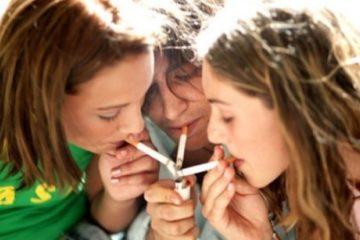 ¿Cuándo quieres que tu hijo empiece a fumar?